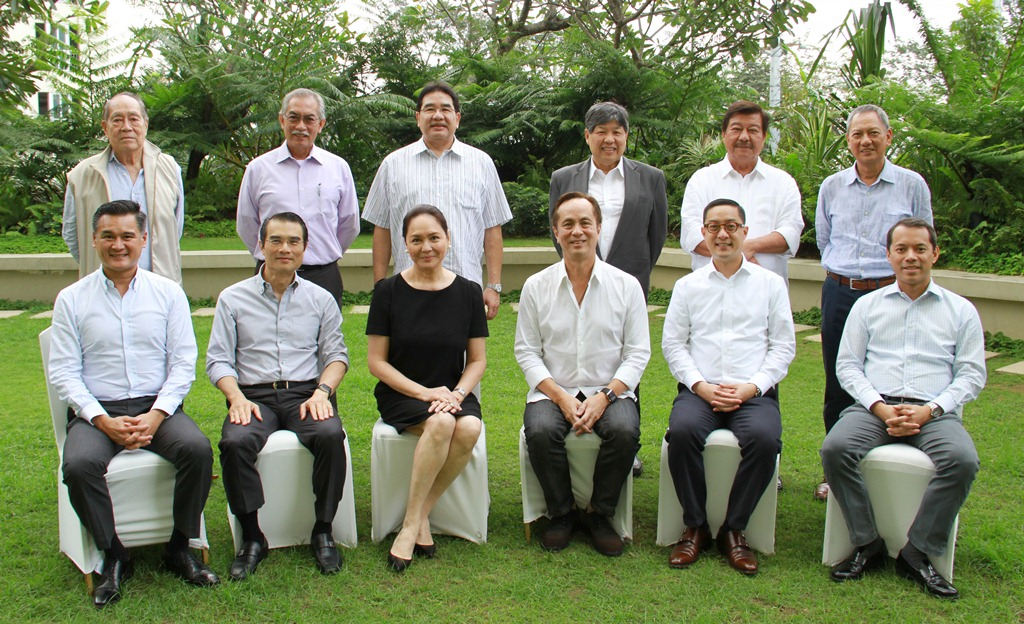 The ABS-CBN board of directors