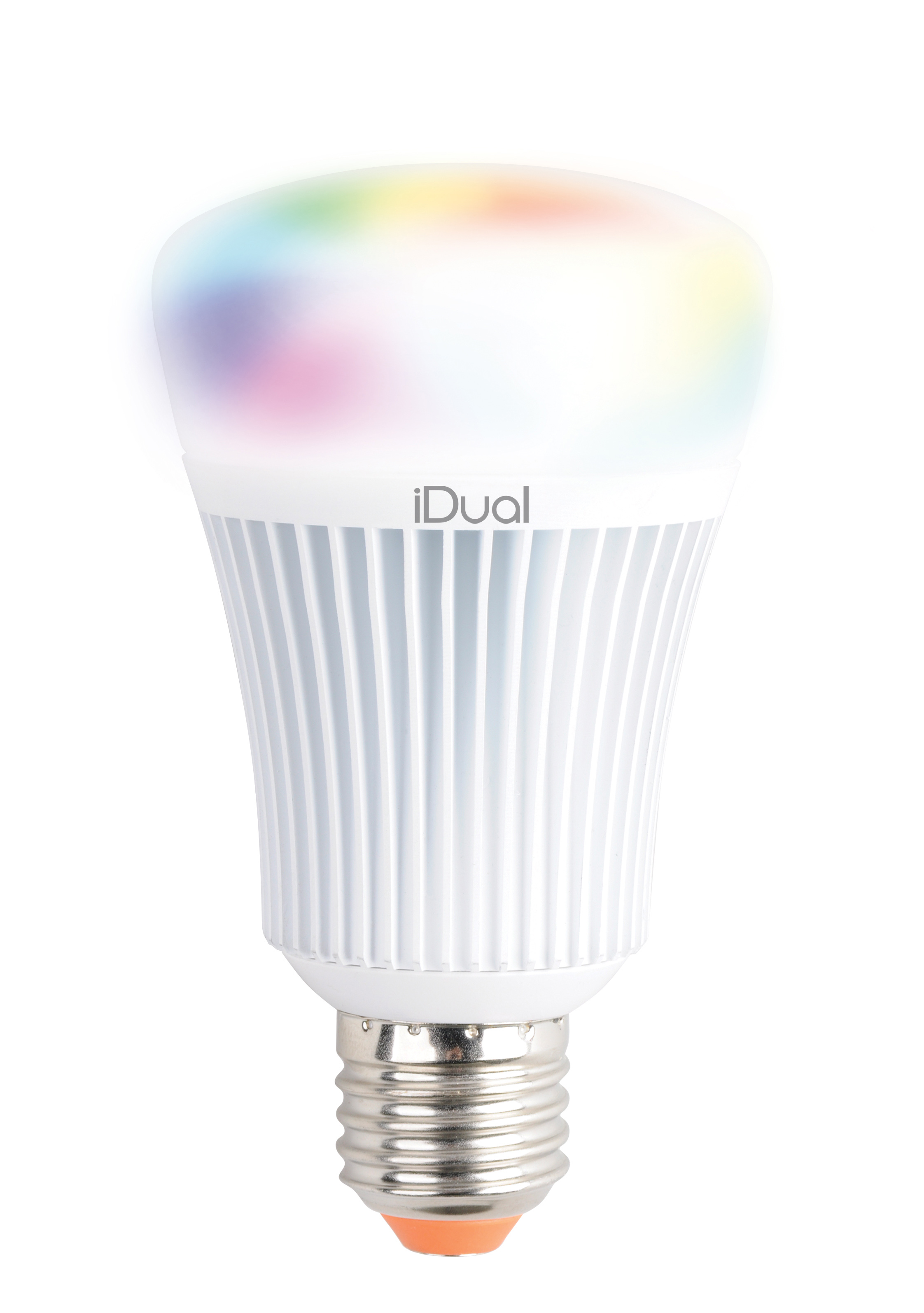 iDual has 10 types of bulbs, including the A E27