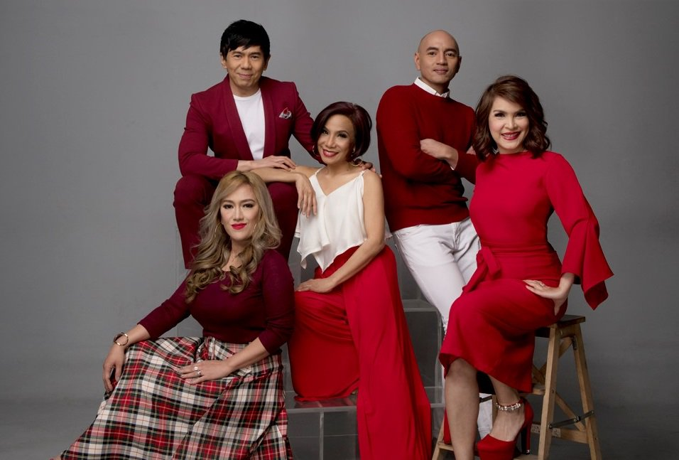 Jamie Rivera, The Company celebrate love feels in concert
