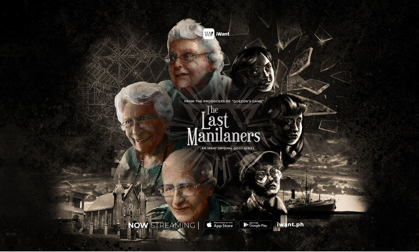 Holocaust survivors rescued by PH share their stories in iWant's 'The Last Manilaners'
