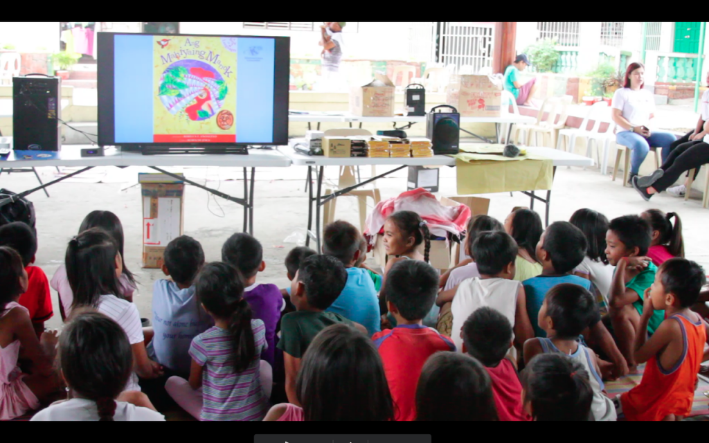 The emergency education assistance program will allow children to continue to learn despite calamities and disasters