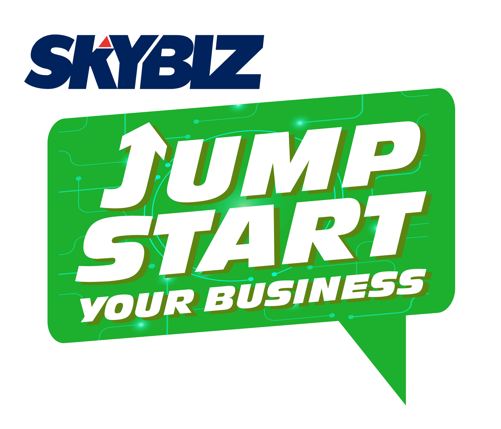 Sign up for a SKYBIZ Fiber plan, jumpstart your business!