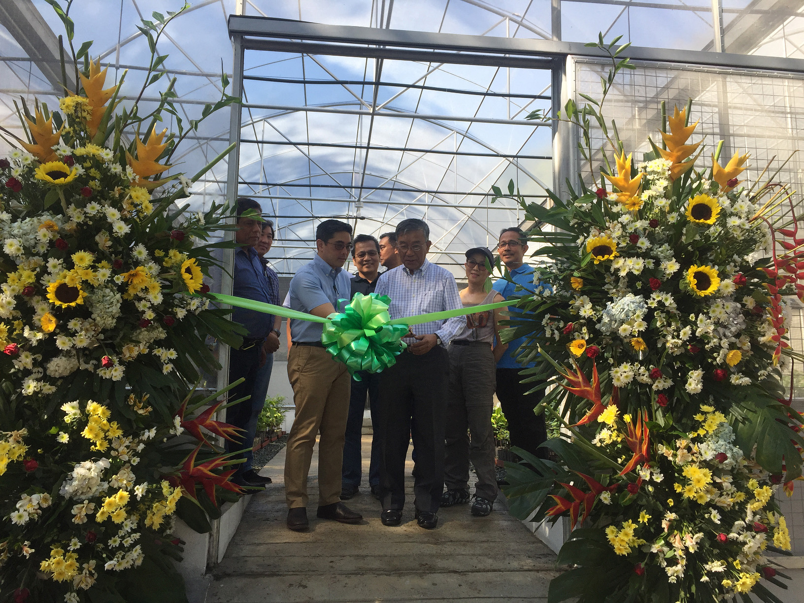 The BINHI automated nursery in Antipolo was opened in 2018 to propagate 96 Philippine native tree species and provide seedlings to EDC's BINHI partners in Luzon