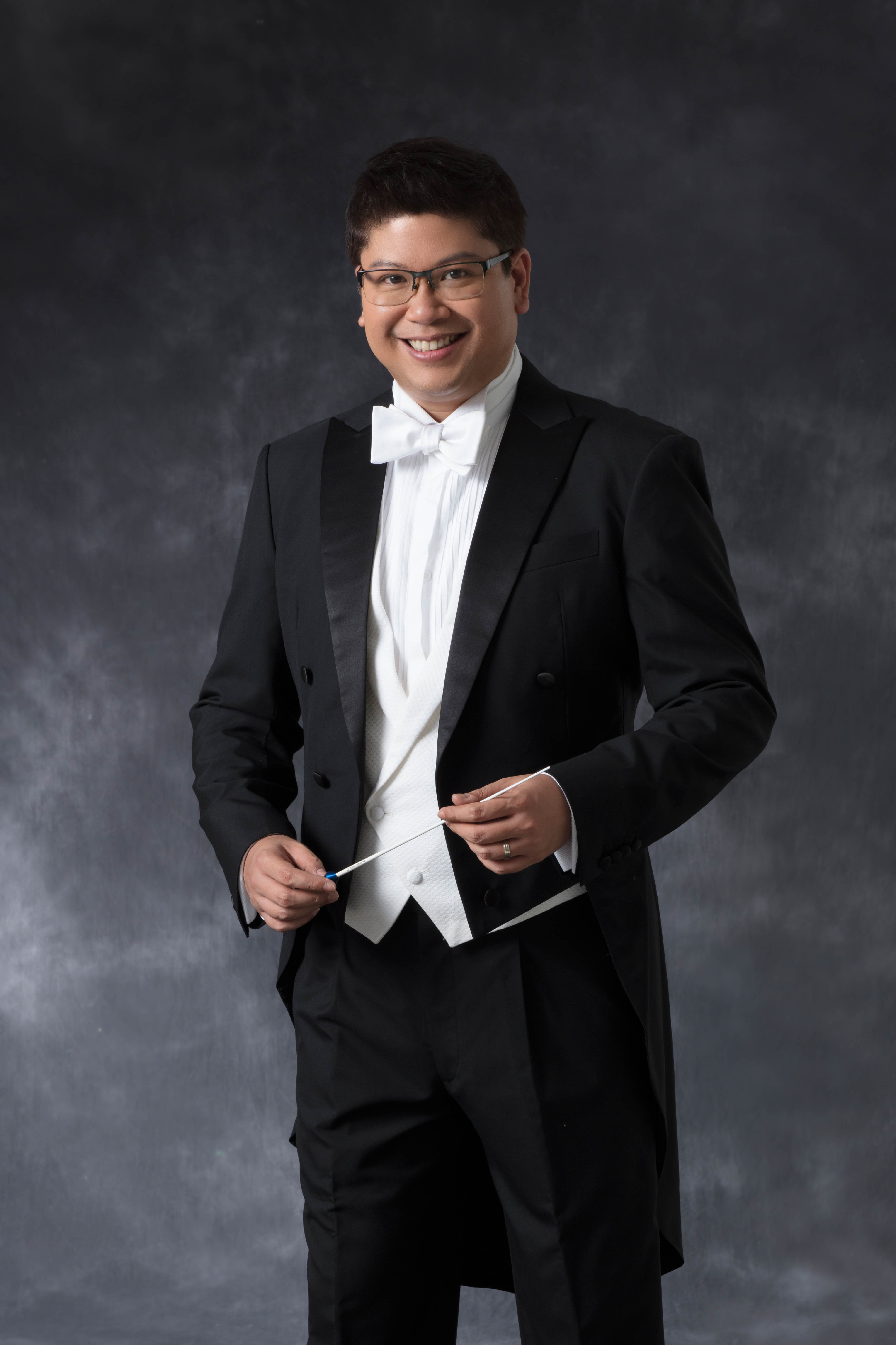 Gerard Salonga joins Ang Misyon as music director
