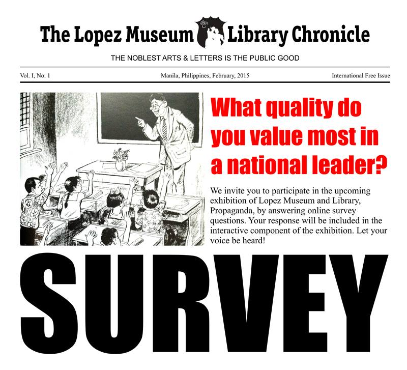 The Lopez Museum Library Chronicle