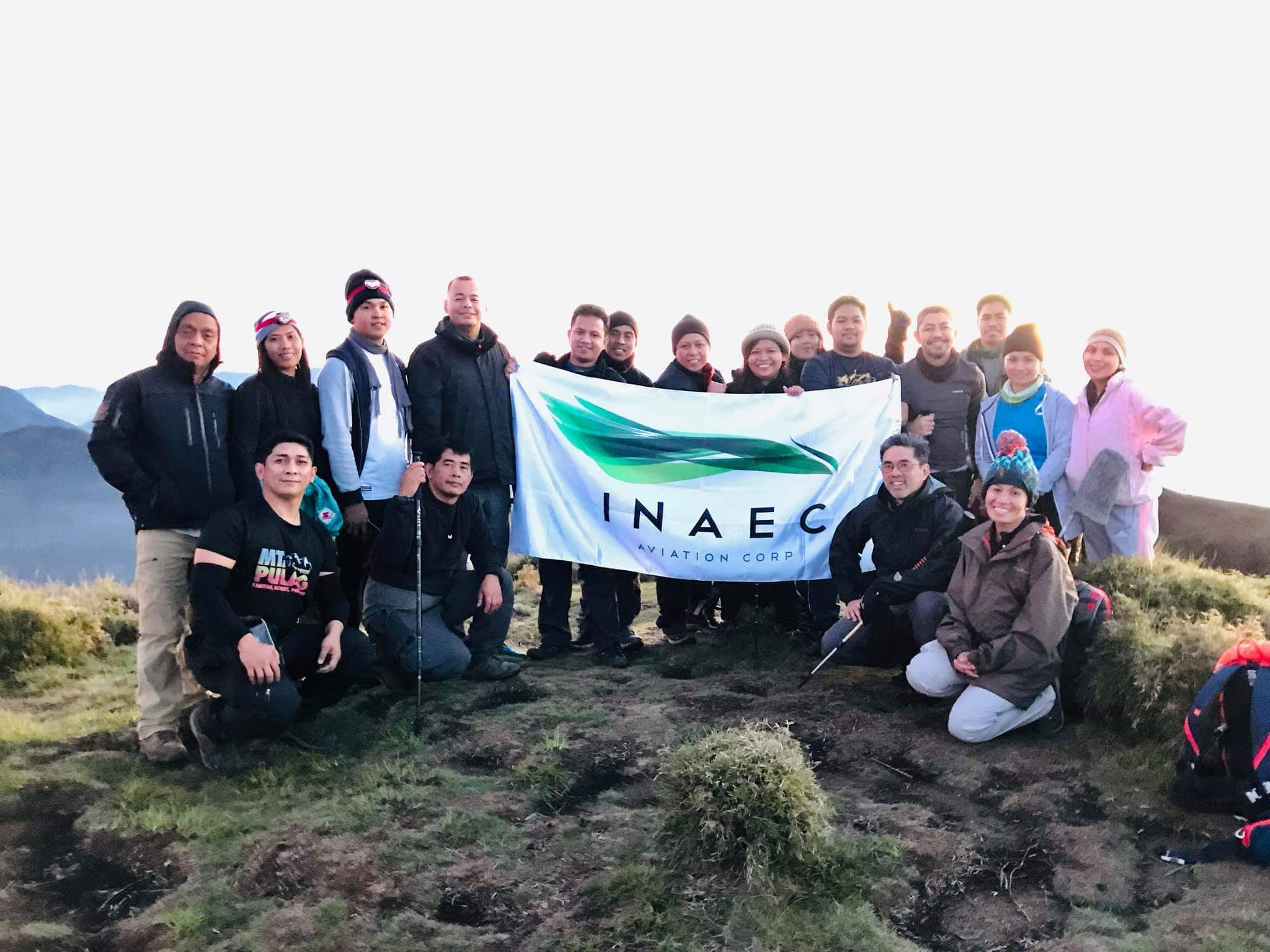 INAEC Strong: The Pulag adventure