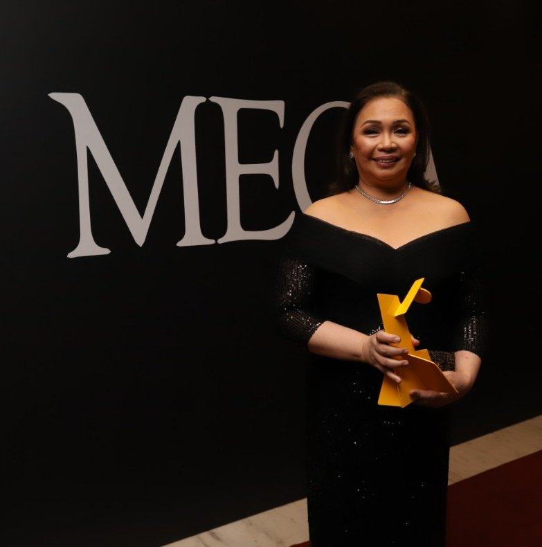 Vidanes honored with NewPH award for women leadership