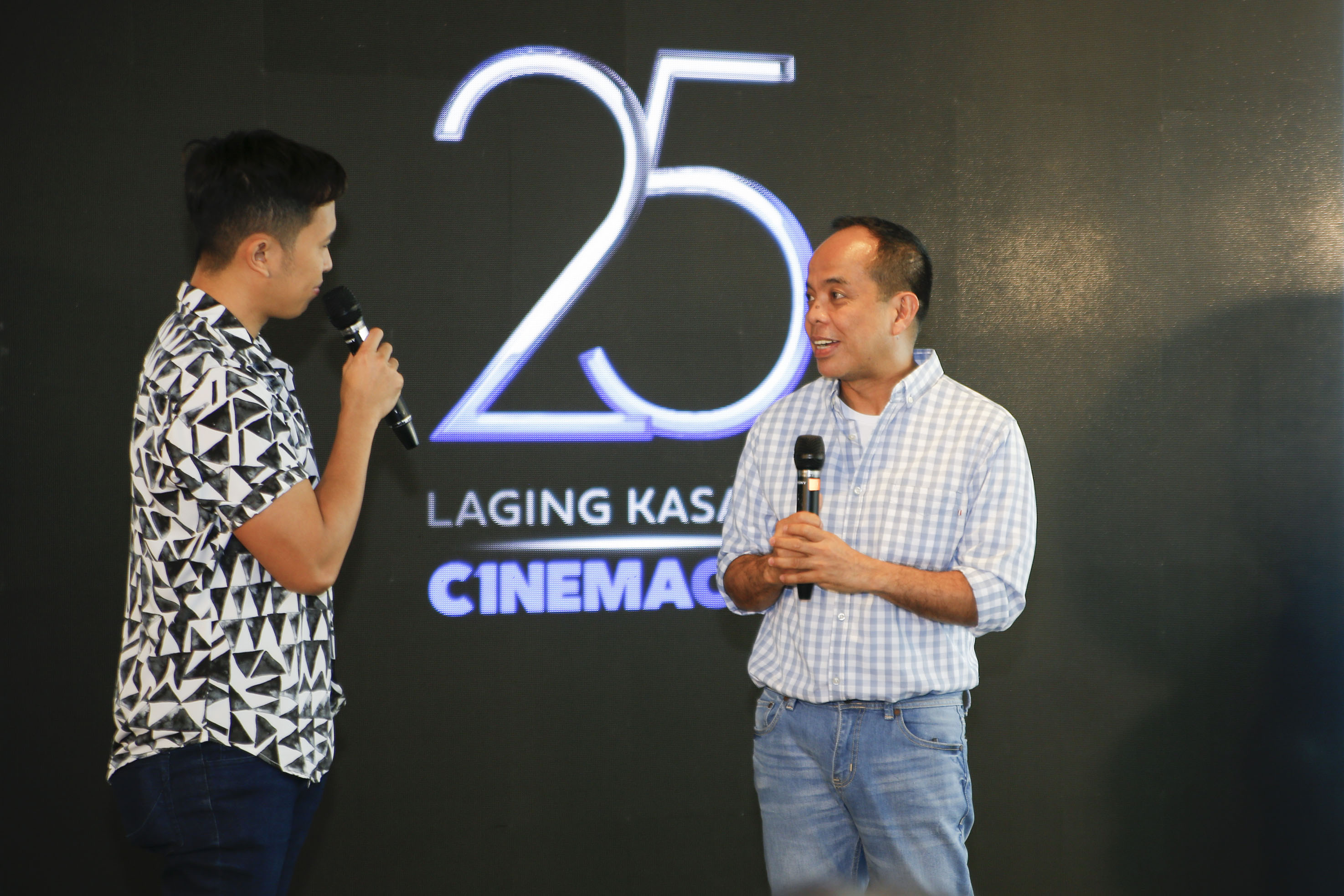 At 25, Cinema One is still Pinoys' 'laging kasama'