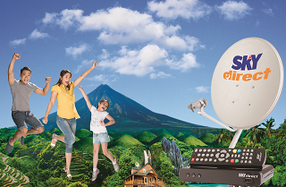 SKYdirect brings the SKY experience to all Pinoys