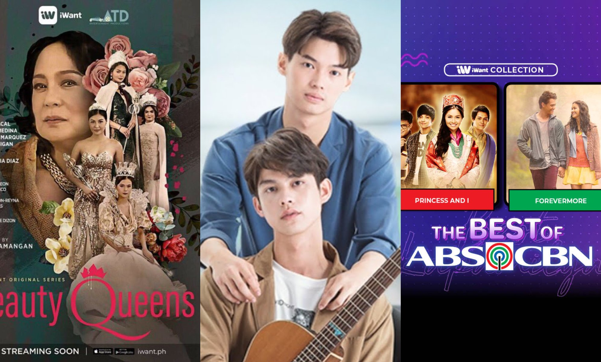 iWant unveils 'Beauty Queens,' '2gether' and more Kapamilya gems
