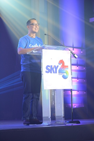 CLK speech during the SKY Employee GA