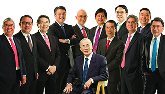Meet the Team of First Philippine Holdings Corporation