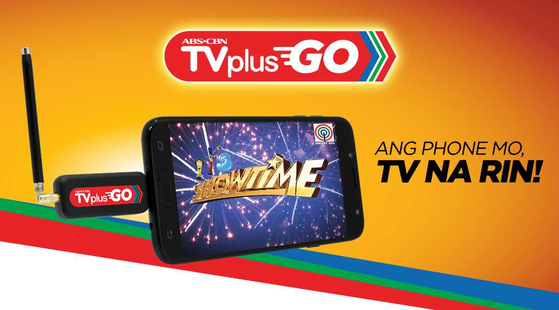 ABS-CBN launches another first—TVplus Go