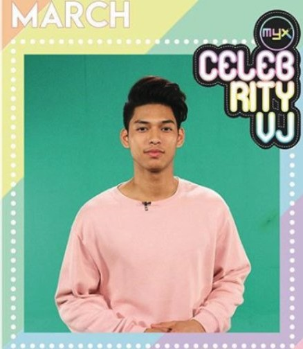 Ricci Rivero scores as MYX celebrity VJ