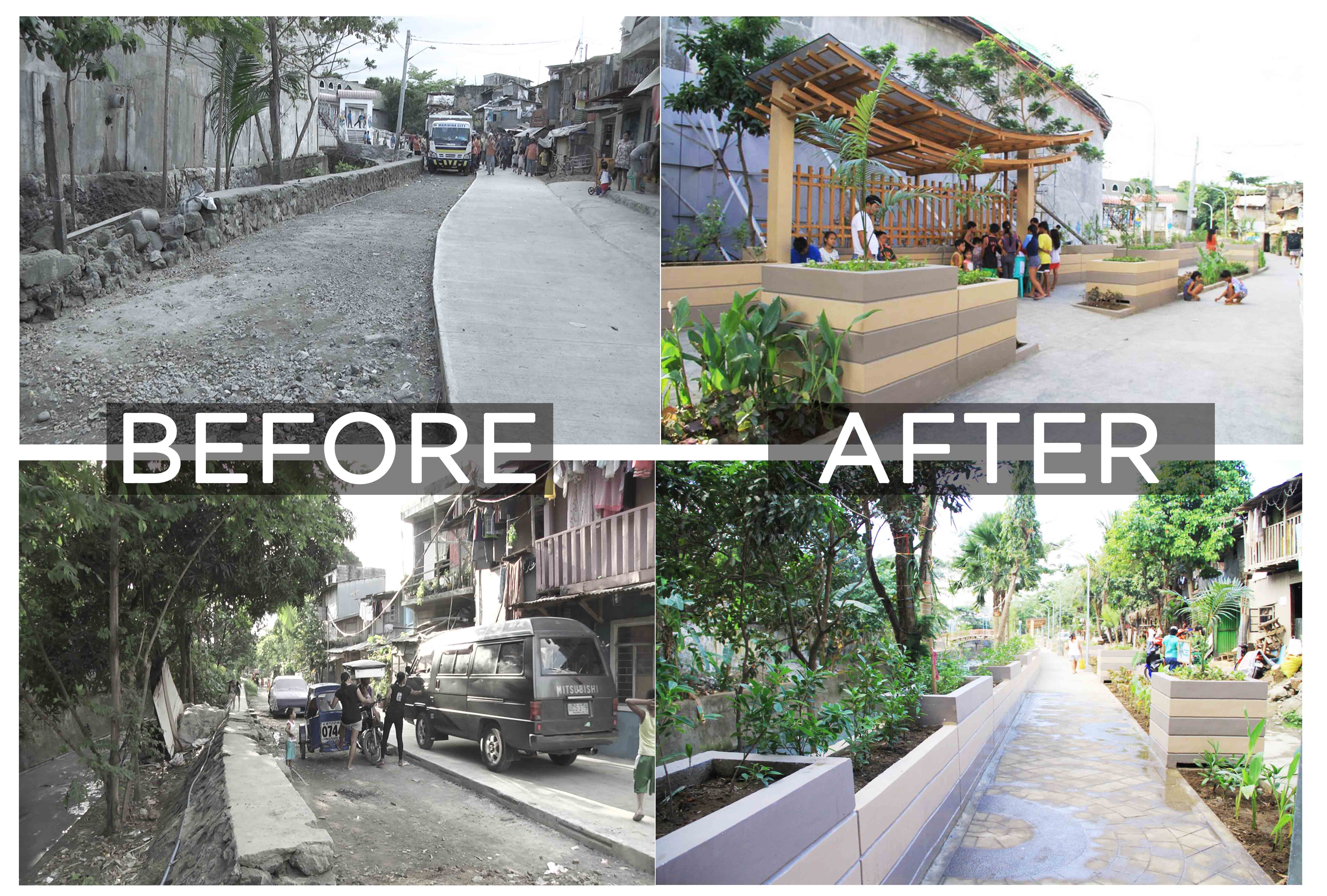 New linear park to transform lives in Marikina