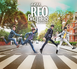 ALBUM COVER - REO BROTHERS