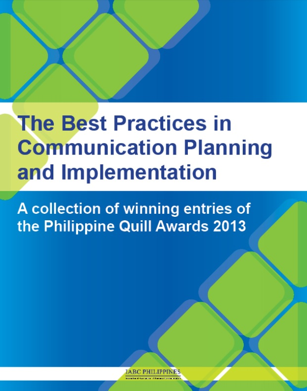 IABC releases book of winning communication plans