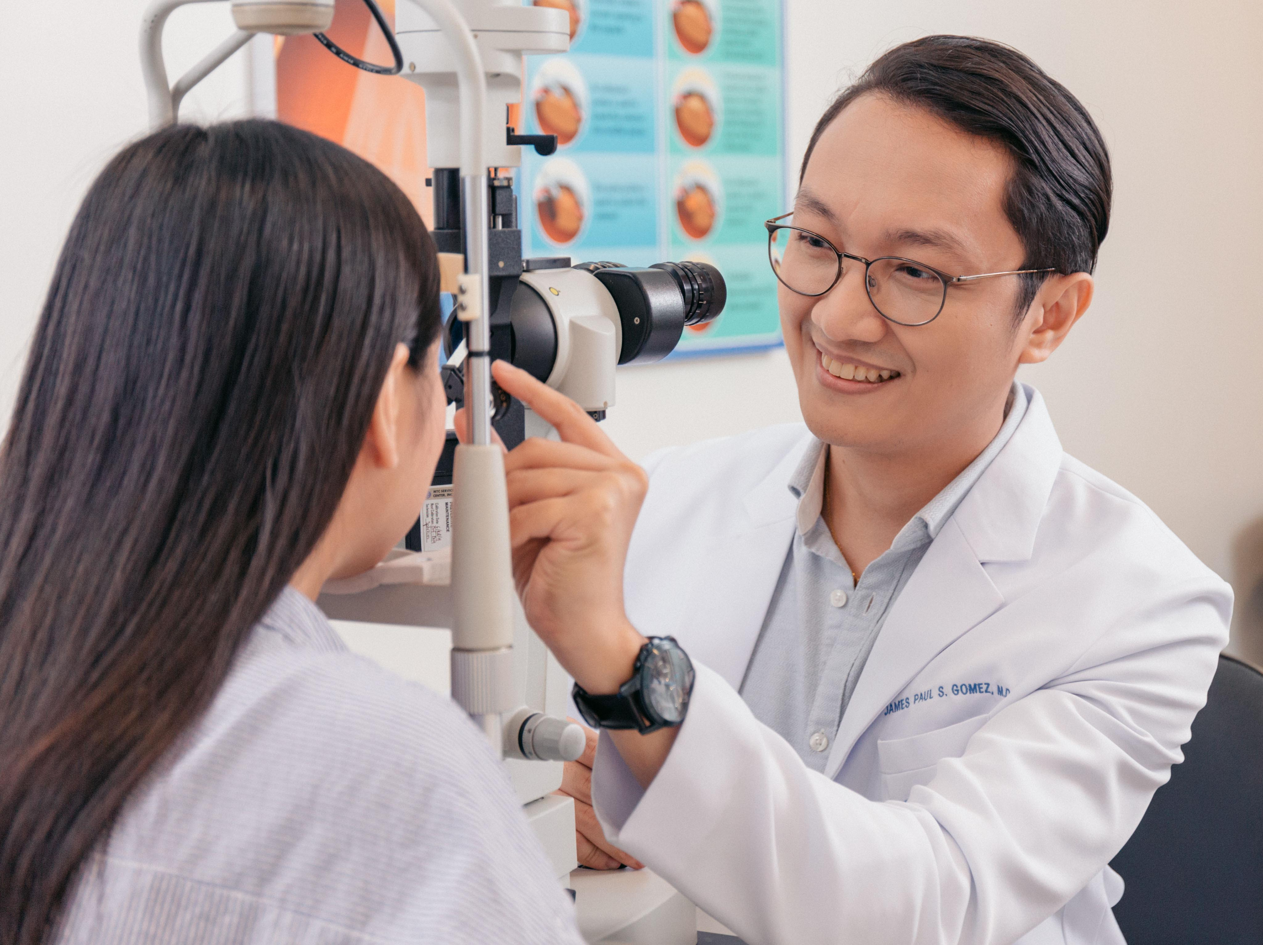 Glaucoma: The sneak thief of sight