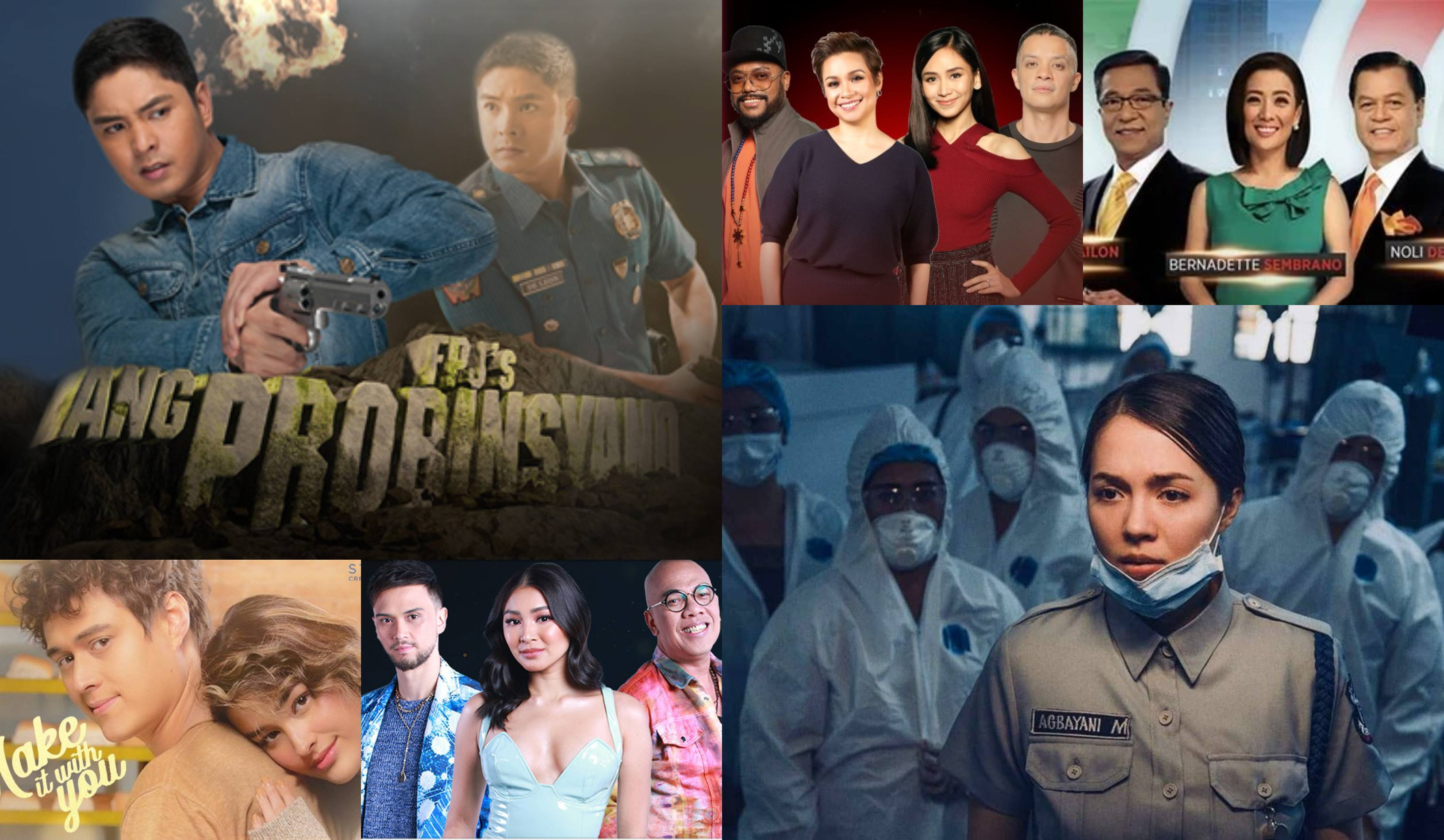 ABS-CBN holds on to spot as most watched network