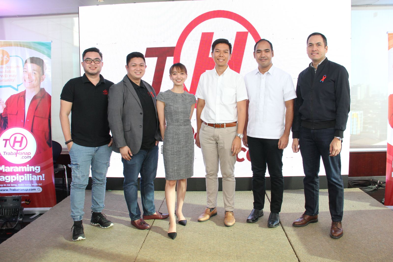 More jobs for Filipinos available as ABS-CBN launches 'Trabahanap'