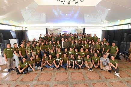 SKYBIZ undergoes rigorous 'Call of Duty' team building