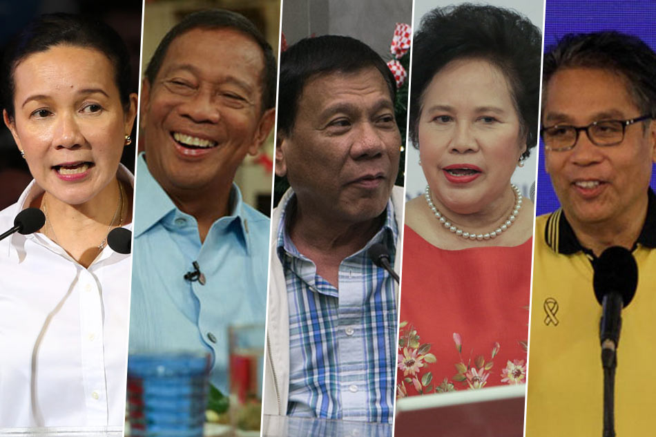 #Halalan2016: All for the Filipino family