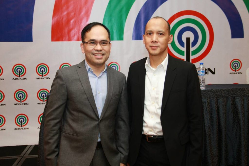 New appointments for ABS-CBN's Tan, Cerrado