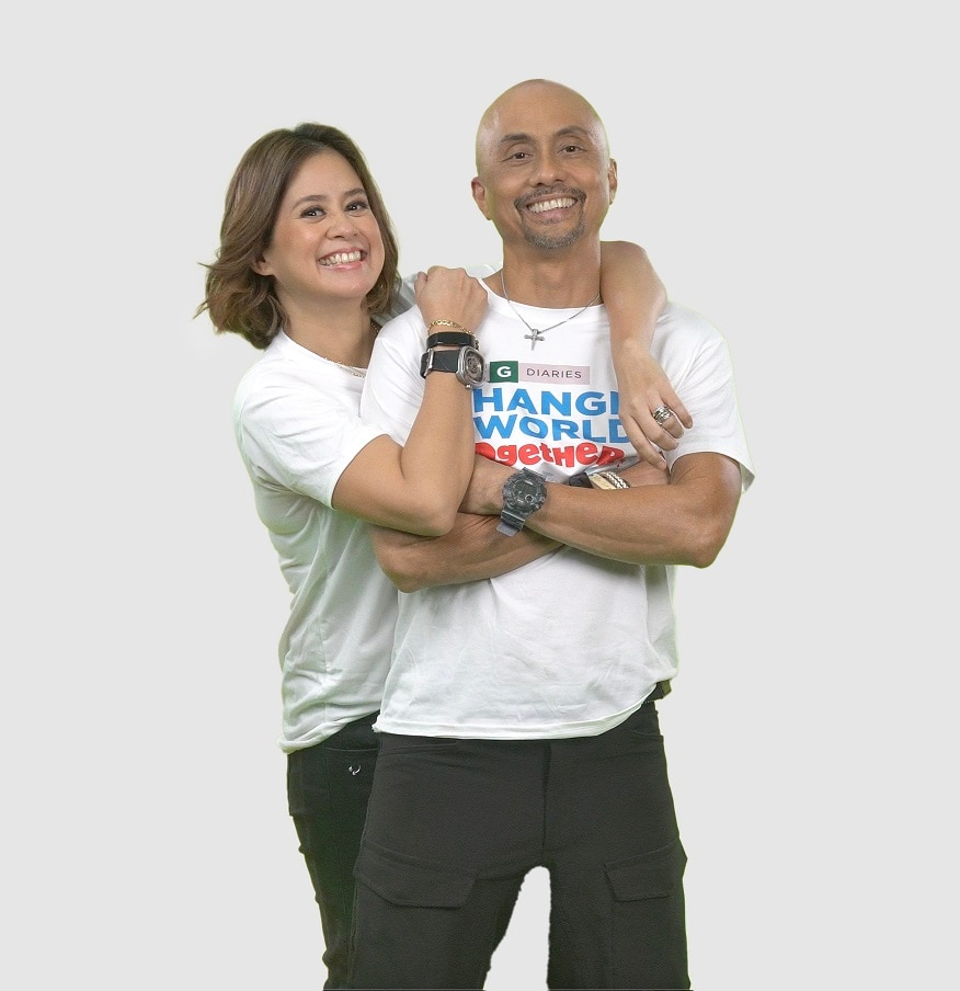 Husband and wife team continues  Gina Lopez's legacy in 'G Diaries'
