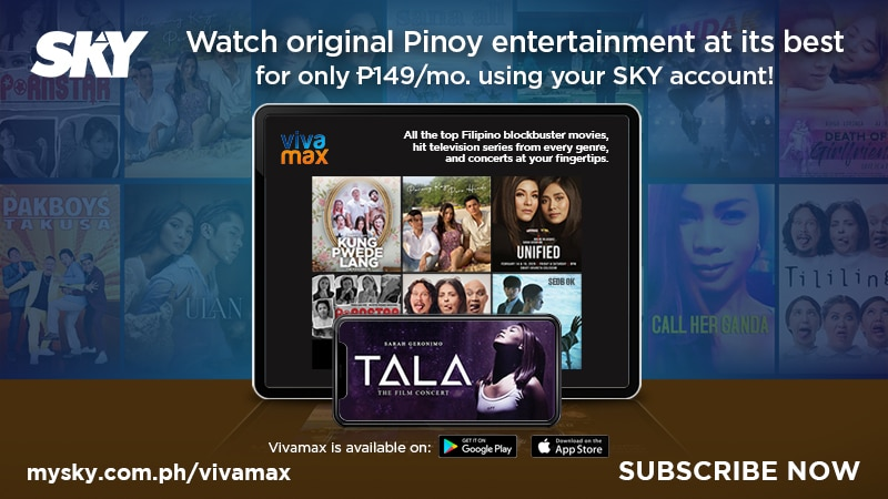 SKY boosts entertainment choices with content from Vivamax