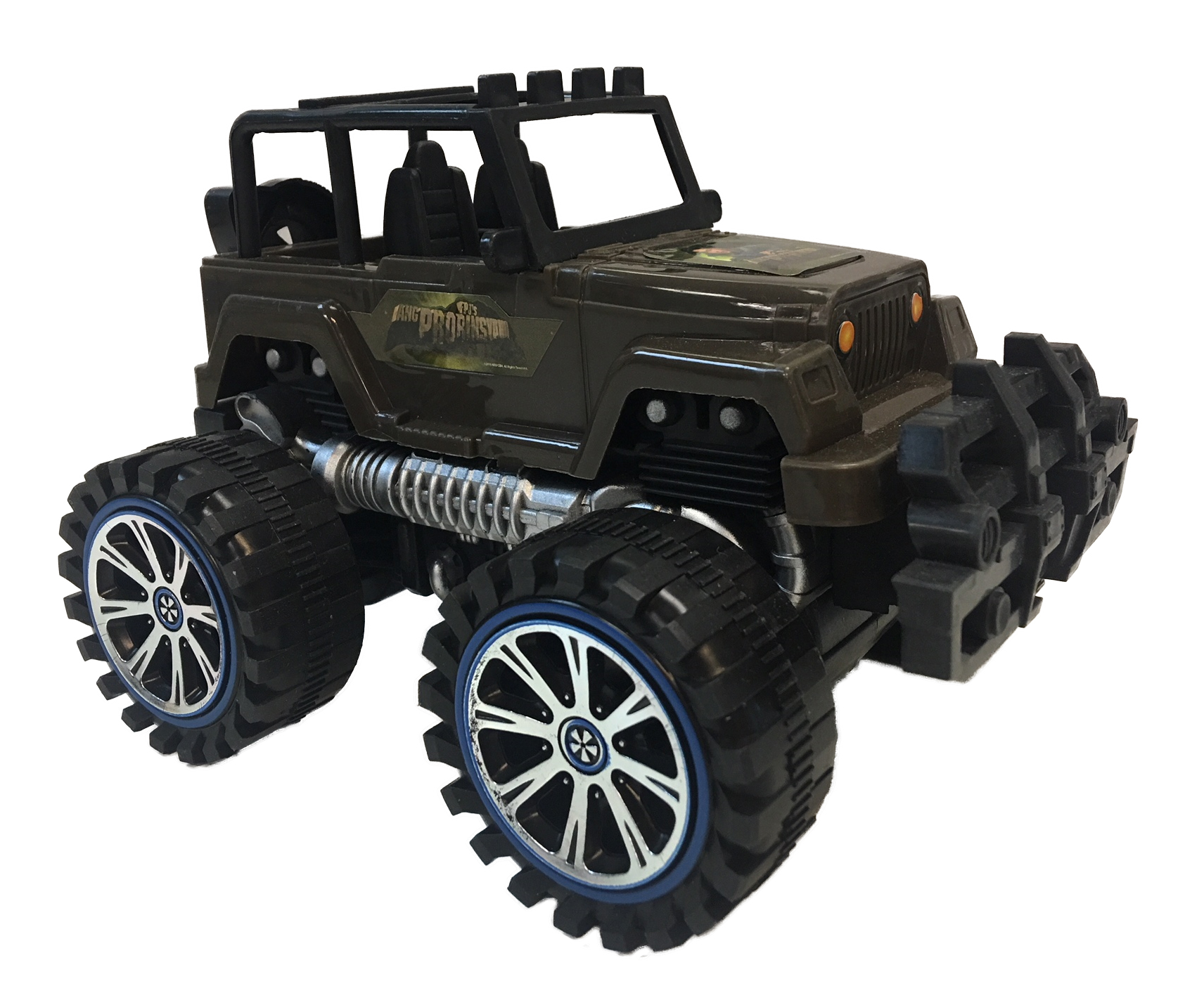 Toy jeep