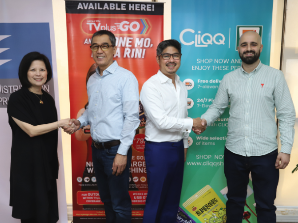 TVplus Go now available in 7-Eleven's CliQQ