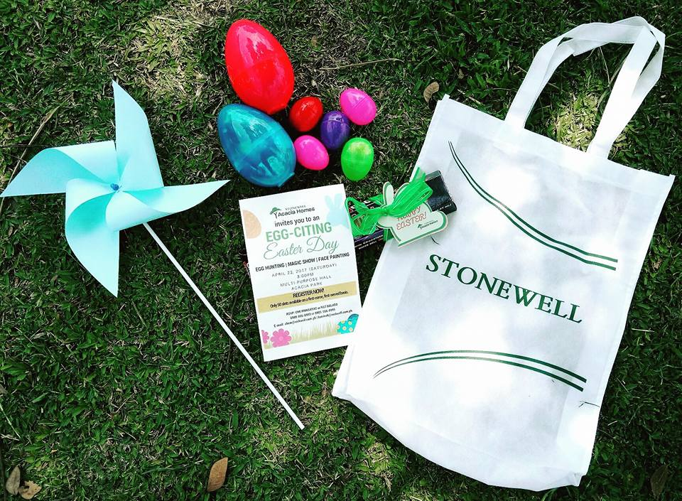 Eggciting Easter Event for our kids in Stonewell Acacia Homes