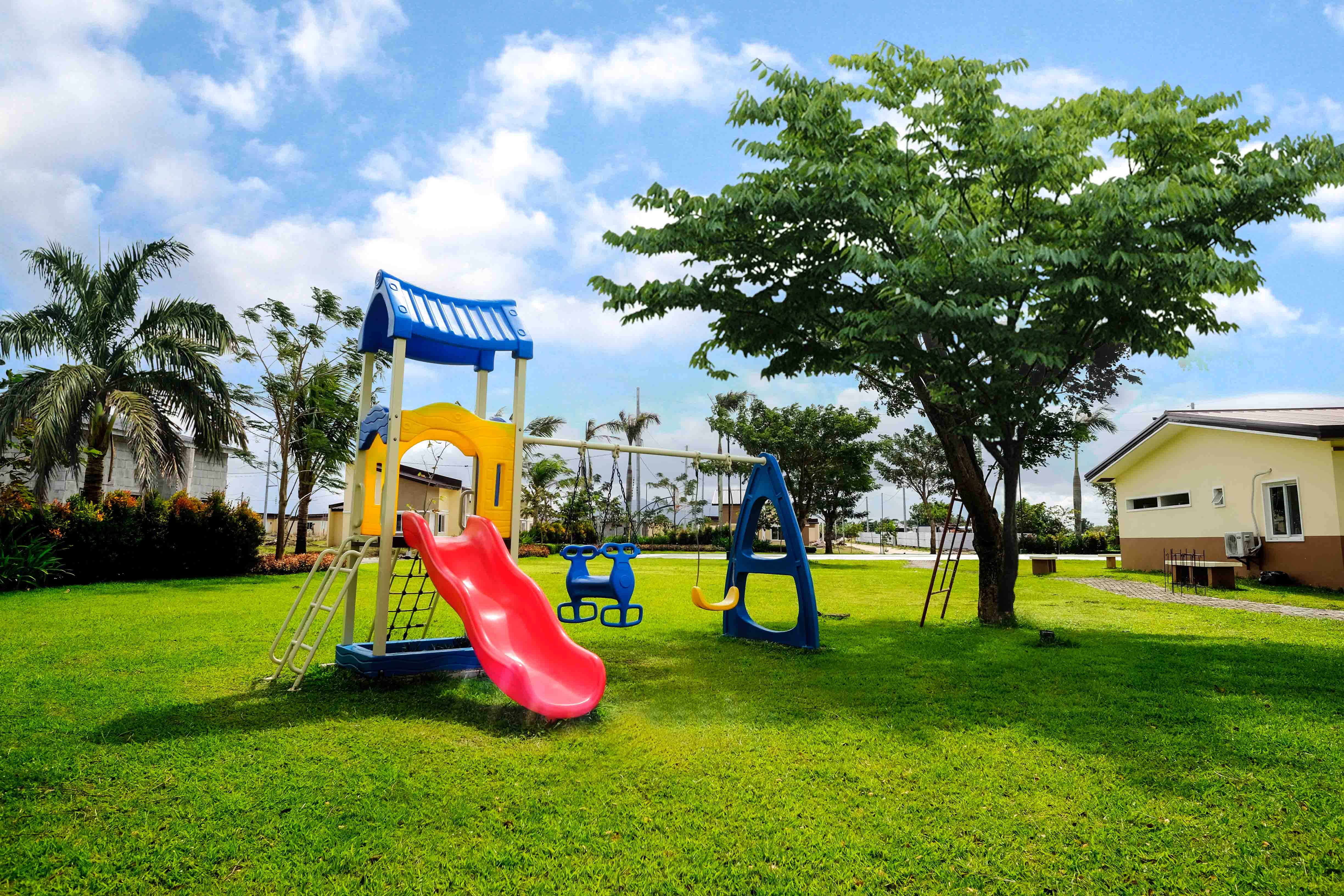 The children's playground of Stonewell Acacia Homes