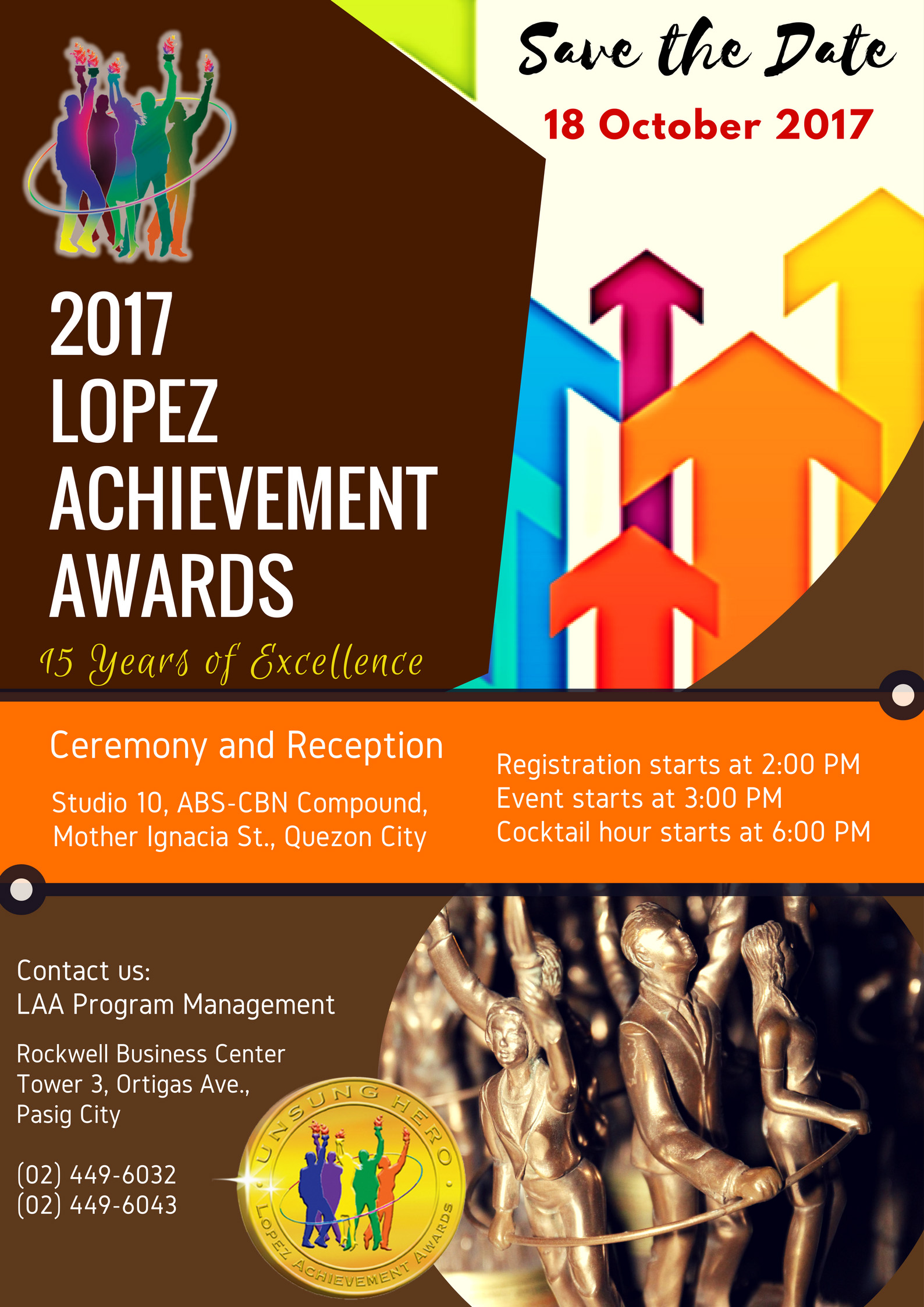 2017 LAA Save The Date for LopezLink