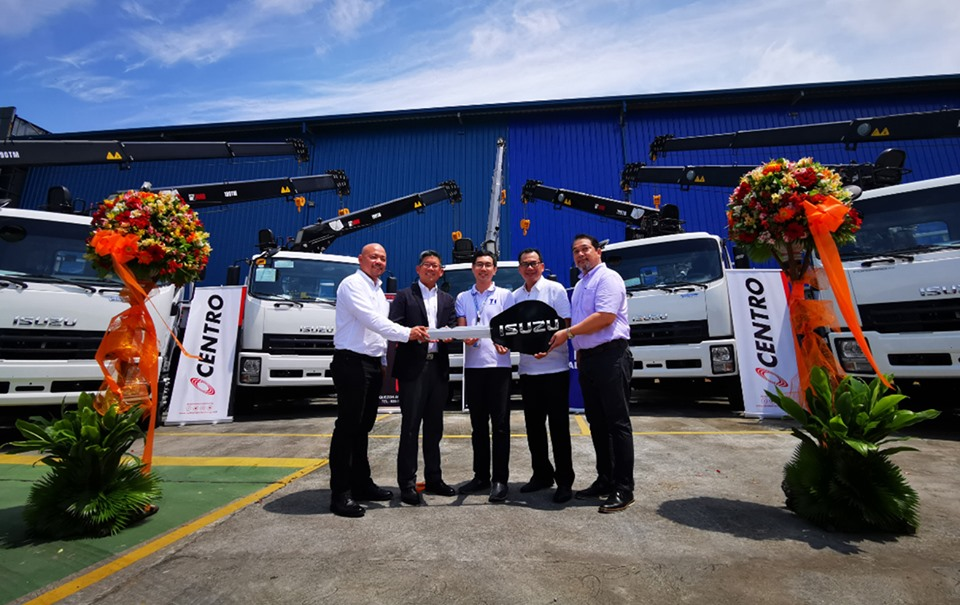 T1 Rentals beefs up fleet with 18 Isuzu trucks