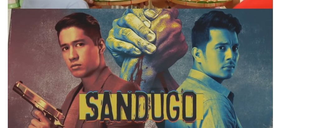 'Bloody good' premiere for 'Sandugo'