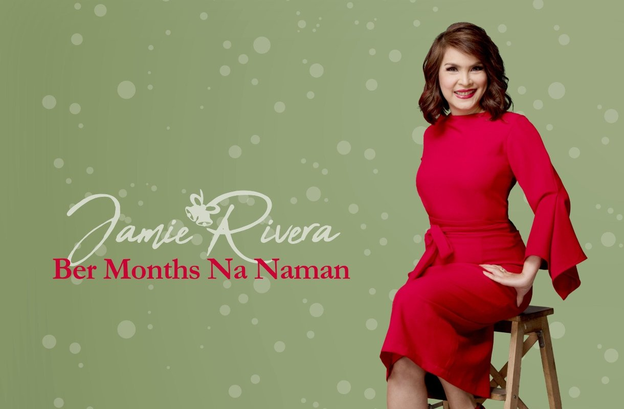 Jamie sparks Christmas spirit with 'Ber Months Na Naman'