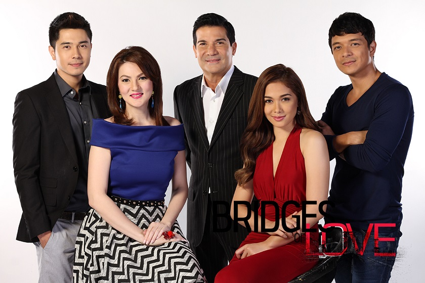 Bridges of Love Jericho-Rosales-Paulo-Avelino-and-Maja-Salvador-with-Edu-Manzano-and-Carmina-Villarroel