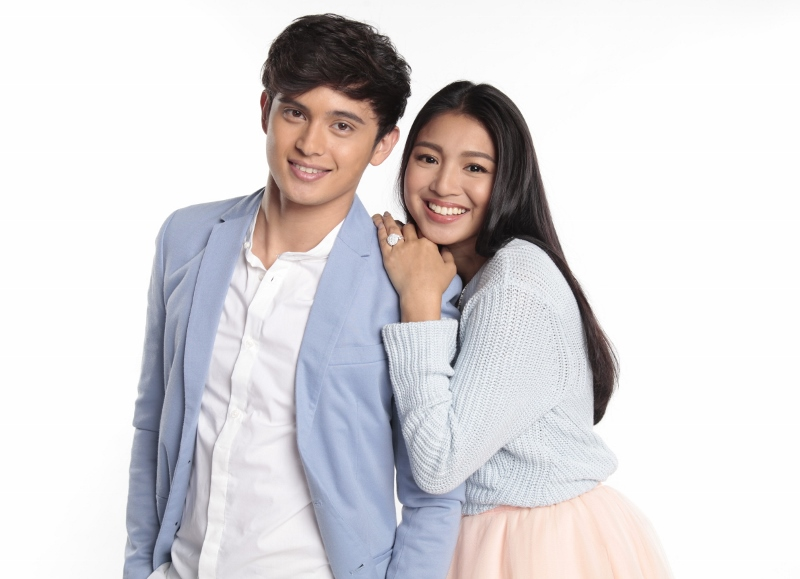 On the Wings of Love James and Nadine