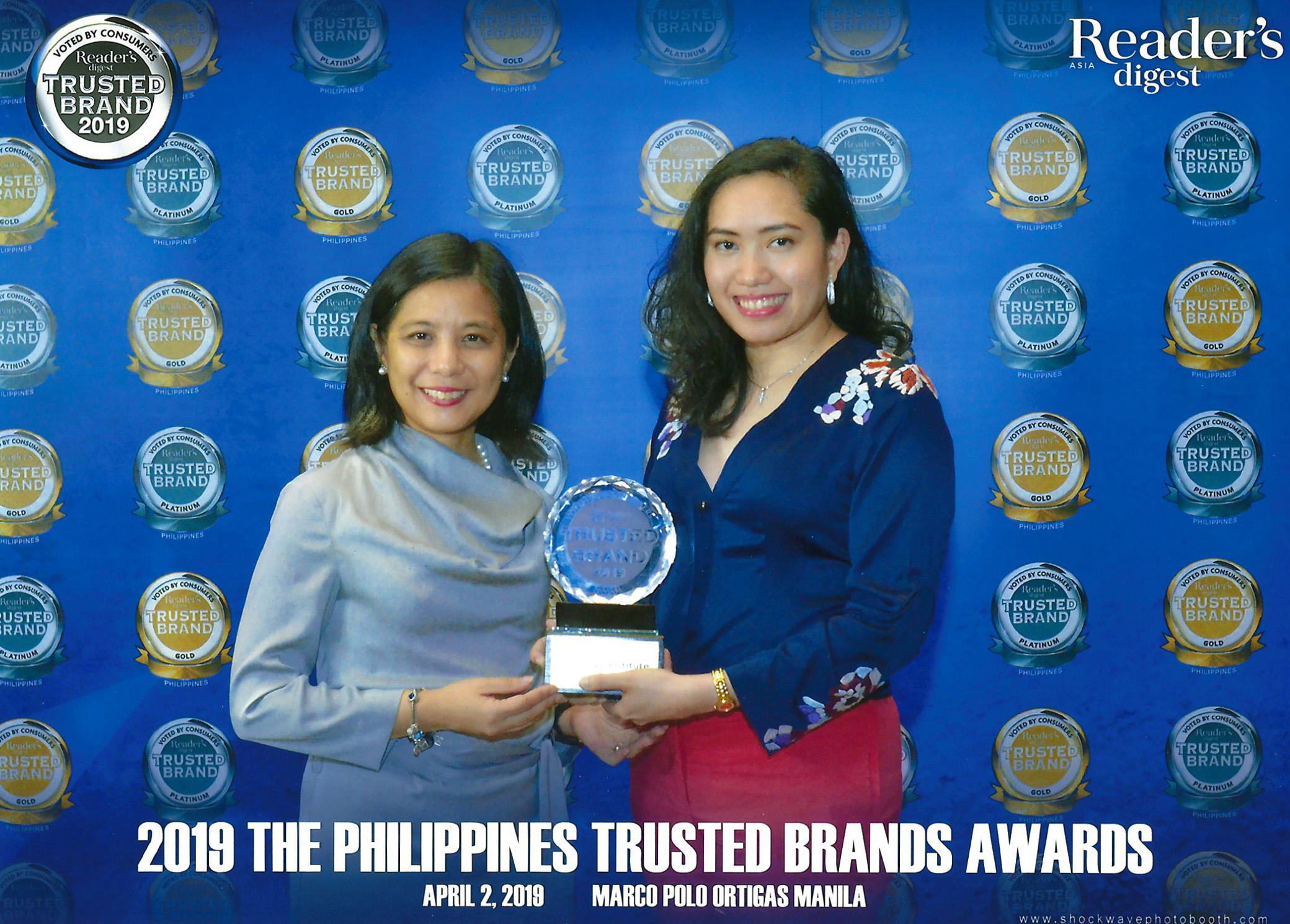 'Reader's Digest' names Asian Eye as PH's most trusted eye center