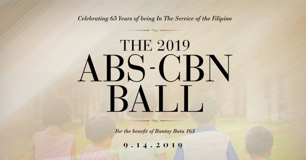 ABS-CBN Ball to grant scholarships to underprivileged children