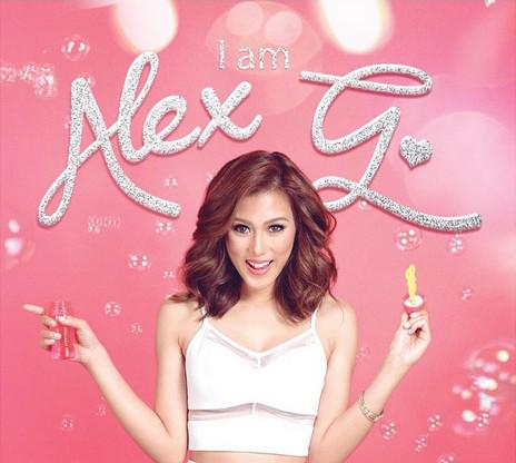 "Alex Gonzaga showcases her musicality with ""I am Alex G"" album"
