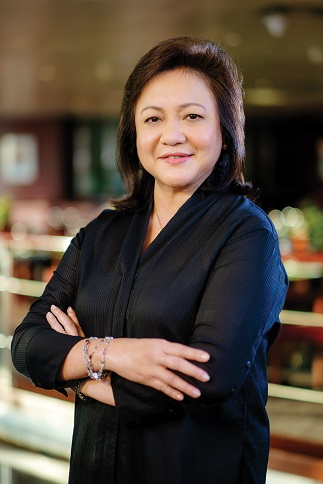 Malou Santos: Mother of 'creatives'
