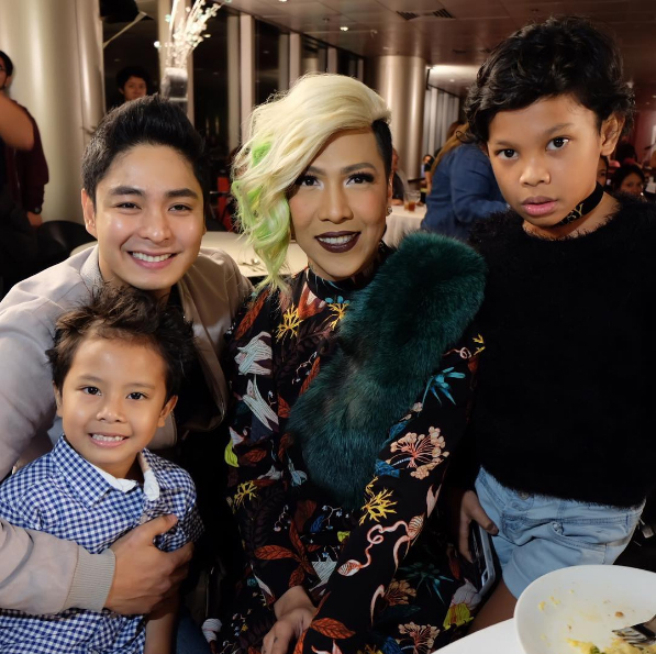 """Super Parental Guardians"" stars Vice Ganda, Coco Martin, Simon Pineda and Awra Briguela"